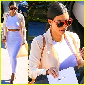 Kim Kardashian & Her Sisters Celebrate Bruce Jenner's Birthday!