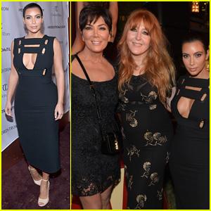 Kim Kardashian So Proud of Charlotte Tilbury at Beauty Launch