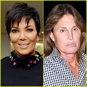 Kris Jenner Says She Doesn't Care Who Bruce Jenner Dates