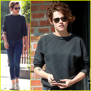 Kristen Stewart Opens Up About 'Clouds Of Sils Maria' Irony