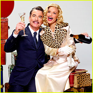 Kristin Chenoweth Gives Sneak Peek of Next Broadway Role!