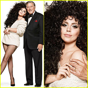 Lady Gaga Shares First Look of H&M Holiday Campaign with Tony Bennett - Check Out The Pics Here!