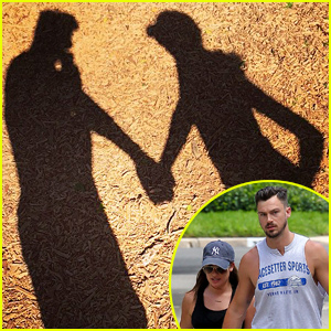 Lea Michele Shares First Picture of Matthew Paetz & Reveals She's in Love