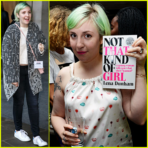 Lena Dunham Gets Loads of Celebrity Support For Her Planned Parenthood Action Fund Tee!