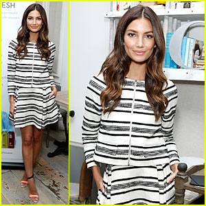 Lily Aldridge Helps Launch Her Fall Refresh Collection on Gilt!