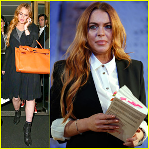 Lindsay Lohan Feels More & More Comfortable After Every 'Speed the Plow' Performance