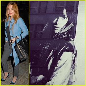 Lindsay Lohan Is So Proud Of Younger Sister Aliana