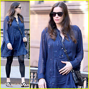 Liv Tyler's Dad Steven Tyler Is Over the Moon On Her Second Pregnancy