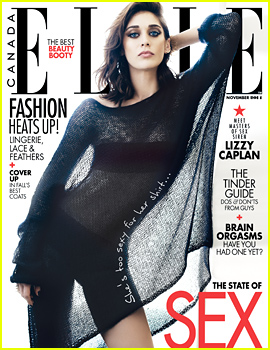 Lizzy Caplan to 'Elle Canada': I Don't Want to Sacrifice My Own Goals to Be a Mom