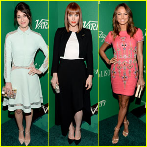 Lizzy Caplan & Bryce Dallas Howard Show Support for Variety's Power of Women Honorees