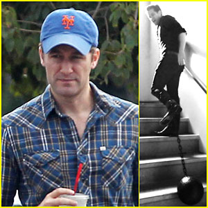 Matthew Morrison Steps Out After Tying the Knot