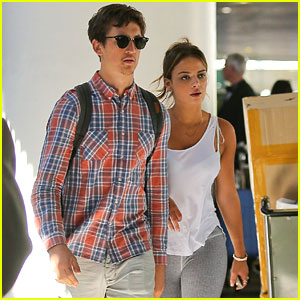 Miles Teller & Shailene Woodley Want to Be the Next Leonardo DiCaprio & Kate Winslet