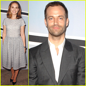 Natalie Portman Supports Husband Benjamin Millepied at His L.A. Dance Project Benefit!