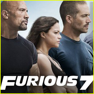 The New 'Fast & Furious' Film 'Furious 7' Releases First Two Posters