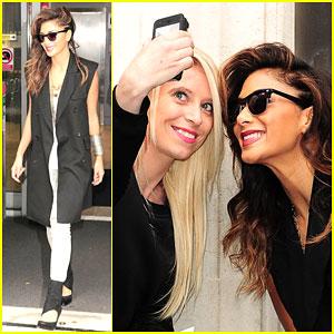 Nicole Scherzinger Wishes Her Mom a Happy Birthday