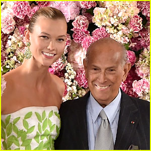 Celebs React to Oscar de la Renta's Death - Read the Tweets