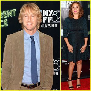 Owen Wilson & Maya Rudolph Bring 'Inherent Vice' to NYC!