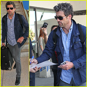 Patrick Dempsey Held First Dempsey Challenge Since His Mom's Death