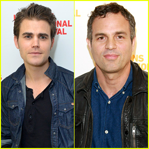 Paul Wesley is An Actor to Watch at the Hamptons Film Festival!
