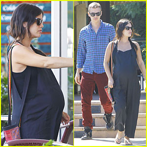 Pregnant Rachel Bilson & Hayden Christensen Improve Their Home Before Baby's Arrival