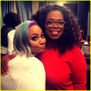Raven-Symone Doesn't Like Labels: 'I'm Not African American'