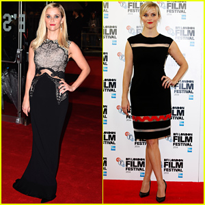 Reese Witherspoon Goes Glam for 'Wild' Gala Premiere in London