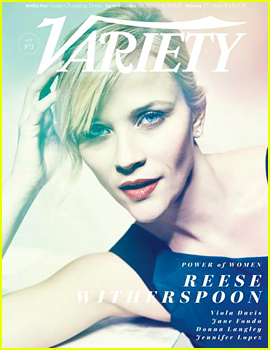 Reese Witherspoon Advocates for Women's Rights In Variety's Power of Women Issue