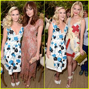 Reese Witherspoon Joins Dakota Johnson & Jaime King at CFDA/Vogue Fashion Fund Event!