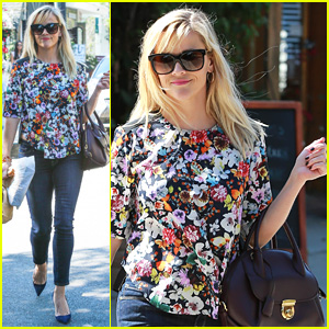 Reese Witherspoon is Really in the Mood for Reese's Pieces