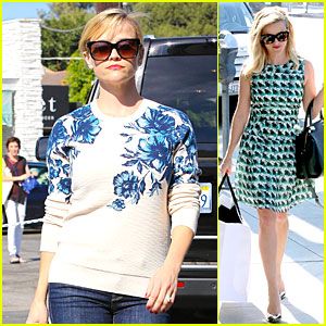 Reese Witherspoon Shows Us Her Breakfast of Champions