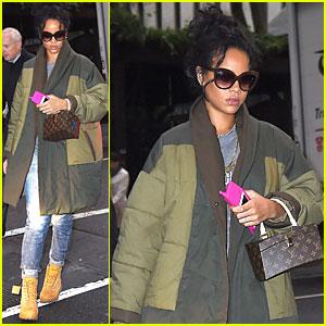 Rihanna Set to Celebrate Fragrance Rogue Man in Atlanta