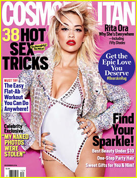 Rita Ora Says Calvin Harris Was the Right Guy at the Wrong Time to 'Cosmopolitan'