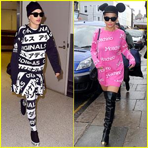 Rita Ora Says Goodbye to England & Hello to L.A.