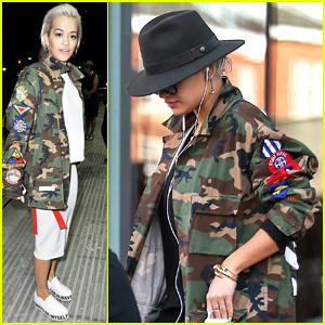 Rita Ora Celebrates 'Fifty Shades' Co-Star Dakota Johnson's Birthday with a Cute Selfie!