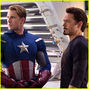 Robert Downey Jr. Joins 'Captain America 3' as Tony Stark!