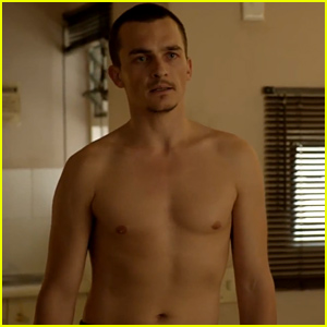 Homeland's Rupert Friend Went Shirtless During Latest Episode!