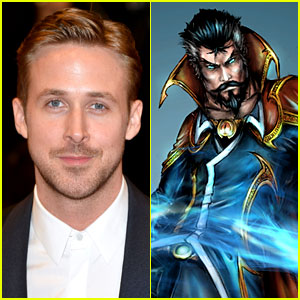 Ryan Gosling Has Taken Meetings for Marvel's 'Doctor Strange'