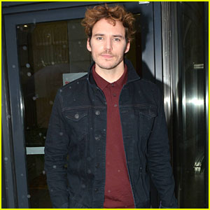Sam Claflin Knew He Was Going to Marry Laura Haddock the Moment He Saw Her