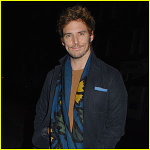 Sam Claflin is Having a Hard Time Adjusting to the Impending Winter