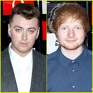 Sam Smith & Ed Sheeran Win at Xperia Access Q Awards