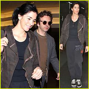 Sarah Silverman Wants to Know Who is Selling Out Celeb Names at Airport