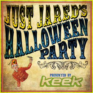 Scare It Forward on Keek & Attend Just Jared's Halloween Party!