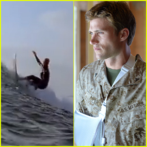 Scott Eastwood Can't Wait to Catch the Waves in 'Dawn Patrol' Exclusive Clip - Watch Now!