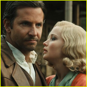 Jennifer Lawrence & Bradley Cooper Struggle in the New Trailer for 'Serena' - Watch Now!