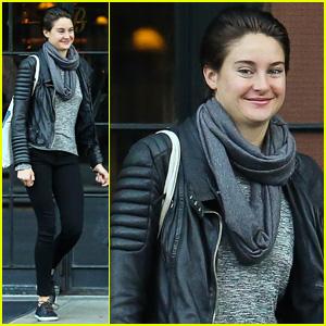 Shailene Woodley Reveals She Has a New Fear of Flying