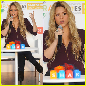 Shakira Launches Her New Fisher Price Toy Line in ...
