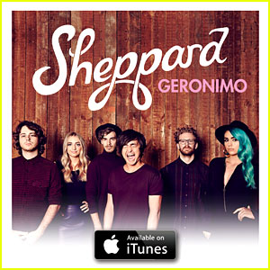 Sheppard's 'Geronimo' Gets Stuck in Our Head on Music Monday