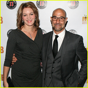 Hunger Games' Stanley Tucci & Wife Felicity Blunt Expecting First Child!