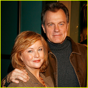 Stephen Collins' Estranged Wife Faye Grant Denies Extortion Claims