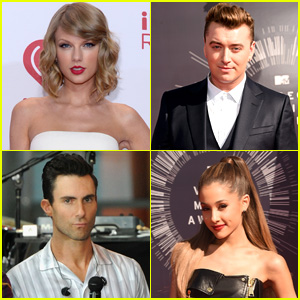 Taylor Swift, Ariana Grande, Sam Smith & More to Headline Z100 Jingle Ball 2014!